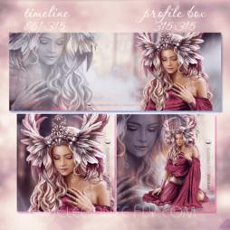 Goddess Valentine's design