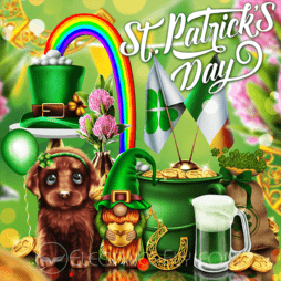 St. Patrick from the Elegance Team (2020)