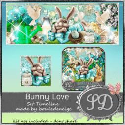 Bunny Love Timeline