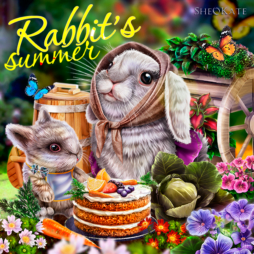 Rabbit's summer