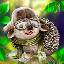 Pilot hedgehog