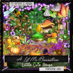 LMB Little Cute Mouse PU-Exclusive Match