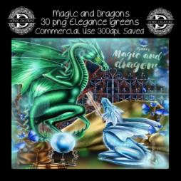 Magic and Dragons