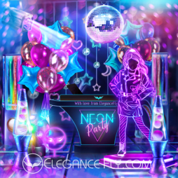 NeonParty From EleganceFly