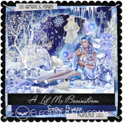 LMB Snow Queen PU