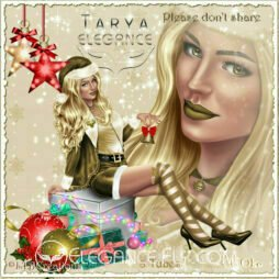 Good Santa by Tarya