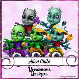 Alien Chibi