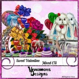 Sweet Valentines Day CU Mix