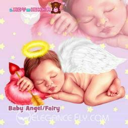 Angel/Fairy Baby