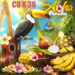 CU/PU ALOHA PARADISE X36