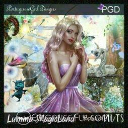 Lumina MagicLand – Exclusive Matching Kit