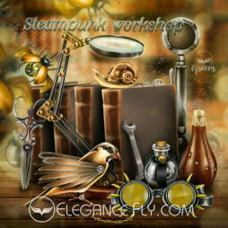 Steampunk workshop