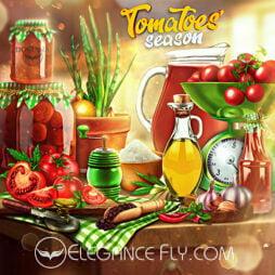 Tomatoes season