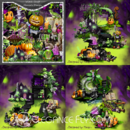 Witch craft clusters