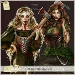 Caroline&Diana CU